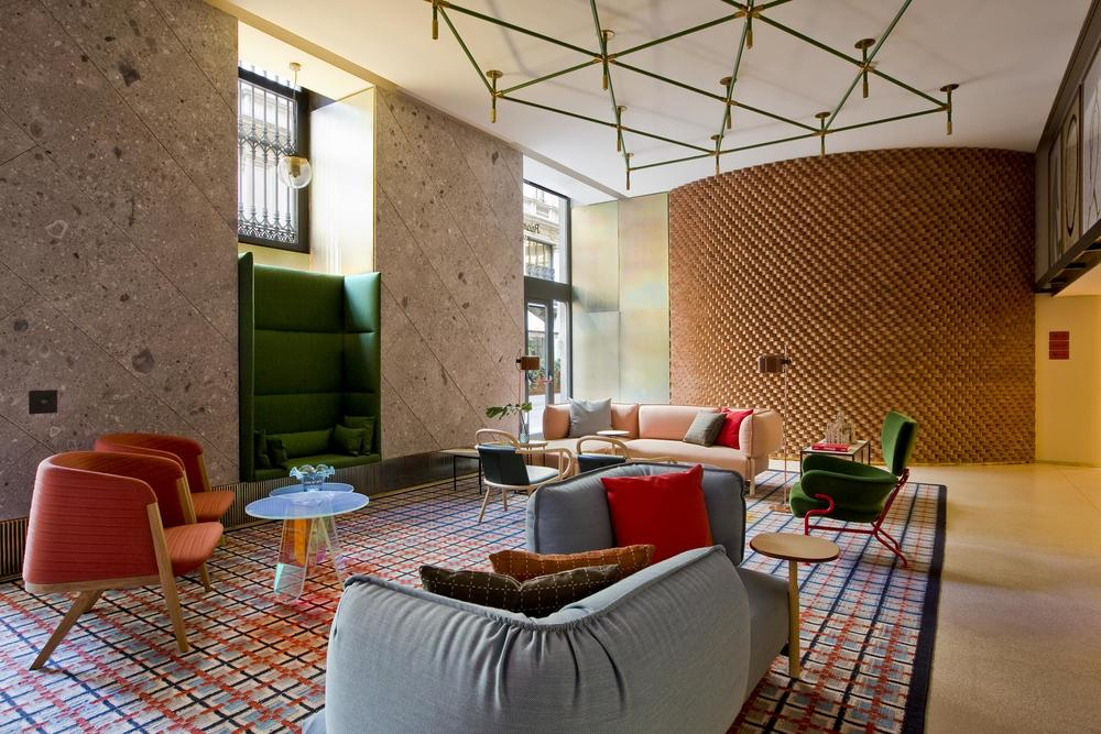 Detail Collective | Blog | Lifestyle | Giulia Hotel by Patricia Urquiola | Image: Room Mate Hotels