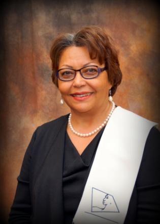 Past President  Beverly Hogan