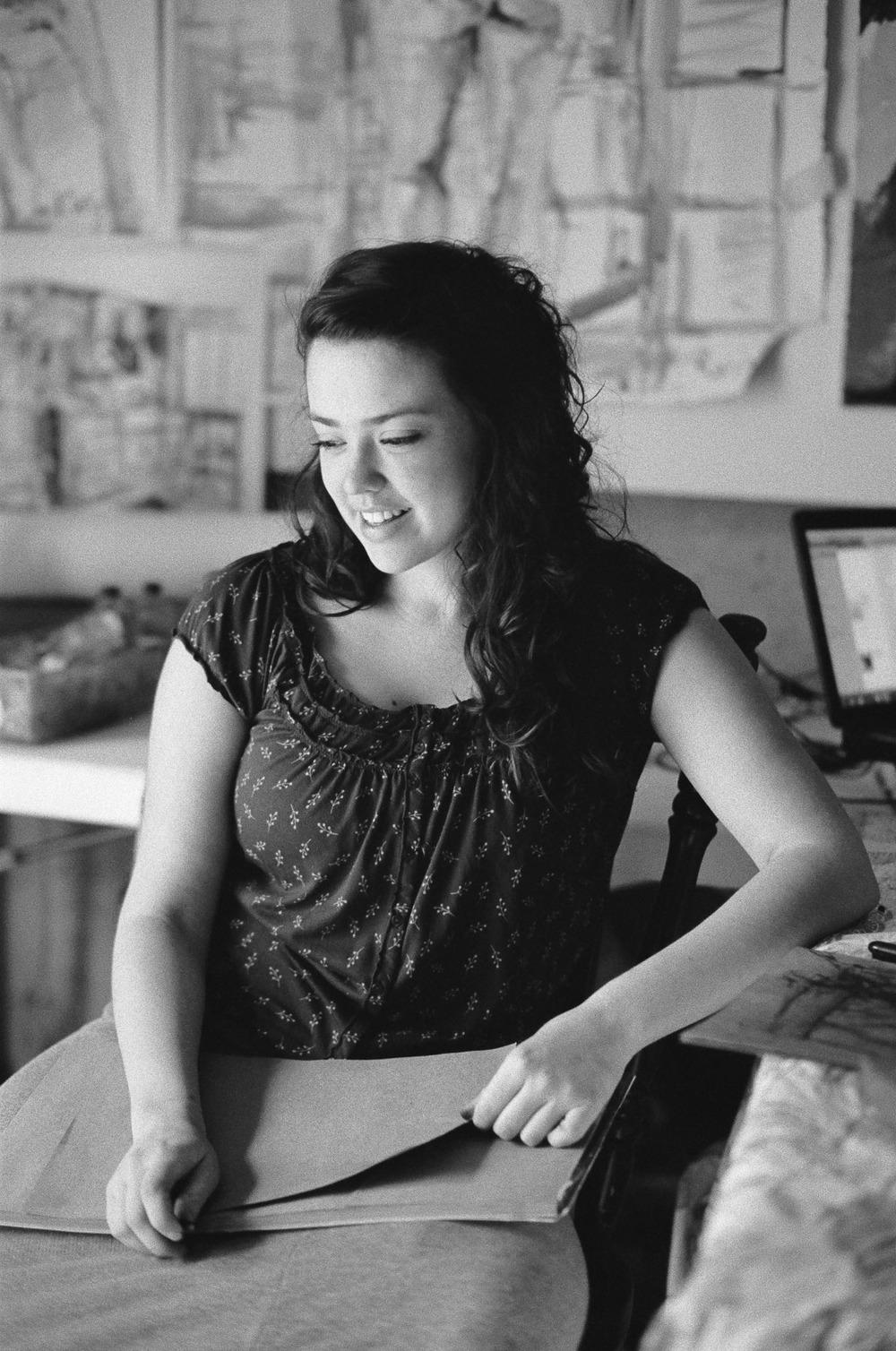 Lauren Karjala, artist