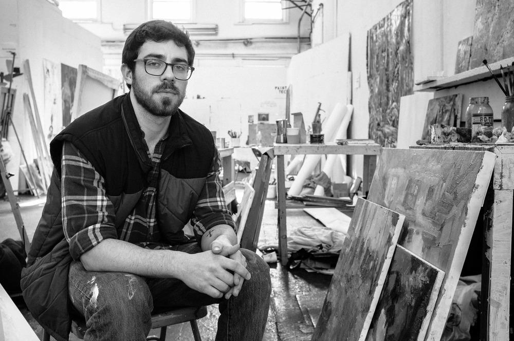 Carlo D'Anselmi, artist