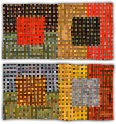 ELEANOR MCCAIN :: ART QUILTS