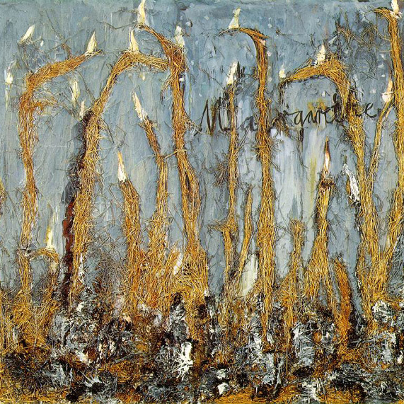ANSELM KIEFER :: EXTRAORDINARY