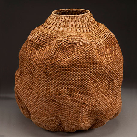 JENNIFER ZURICK :: SIMPLE, ELEGANT WOVEN VESSELS