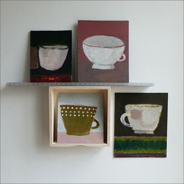 CATHY CULLIS :: MANY HATS
