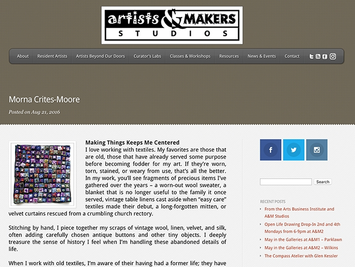 artists & makers