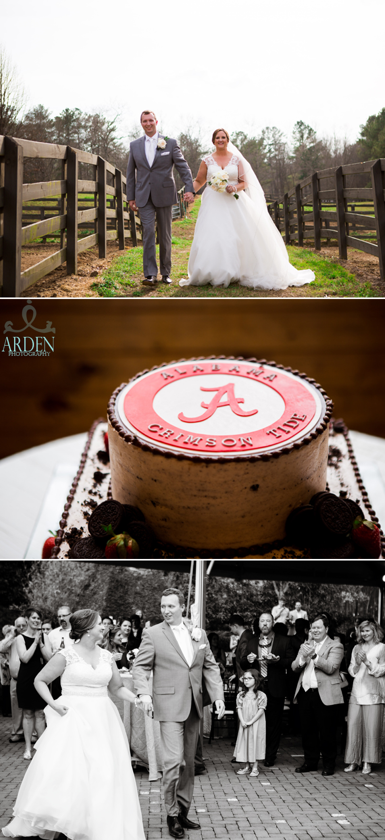 Roll Tide and let's eat cake!