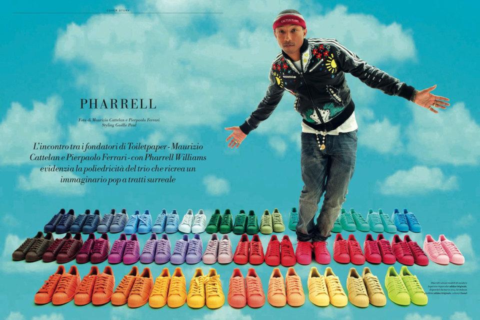 Pharrell Originals Consortium