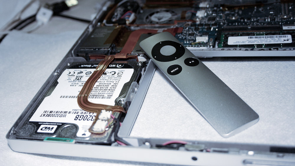 macbook HDD upgrades