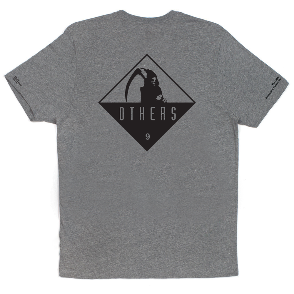 BRIMSTONE CANISTER & TEE [HEATHER GREY]