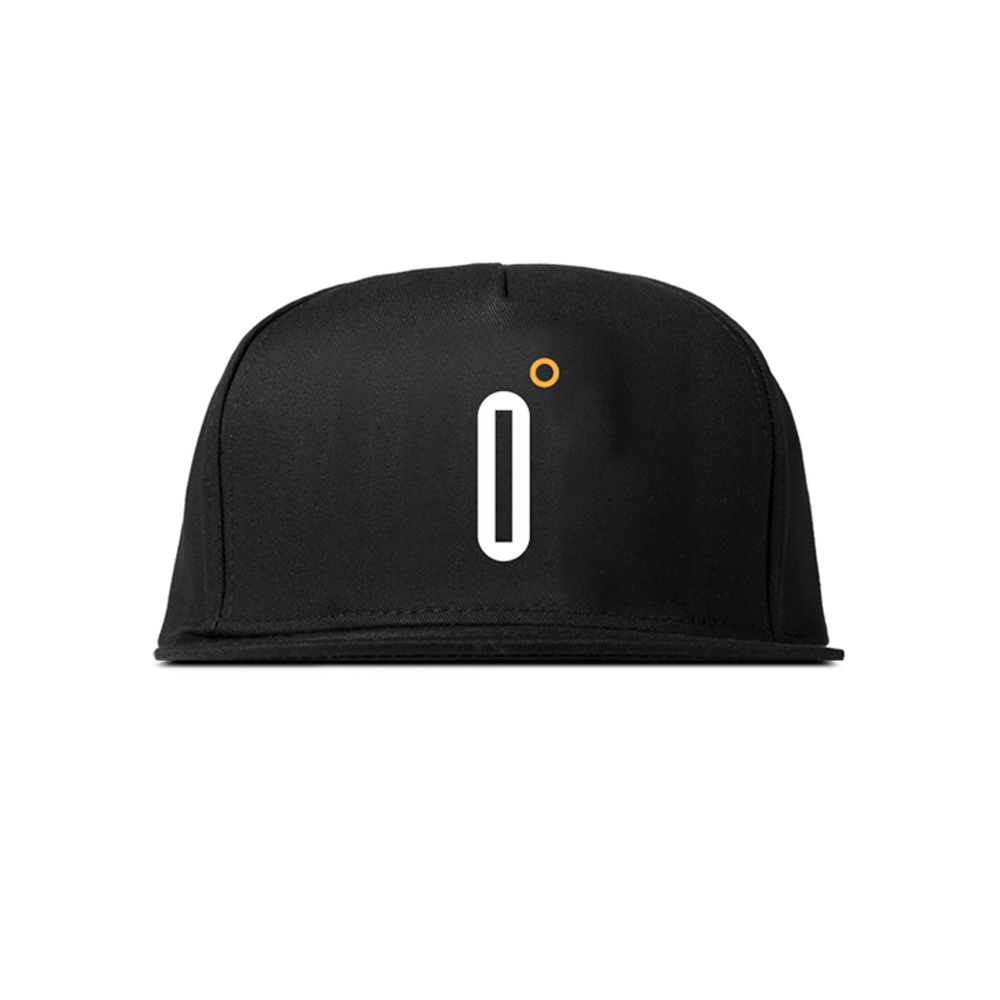 SUB DEGREE HAT [BLACK]