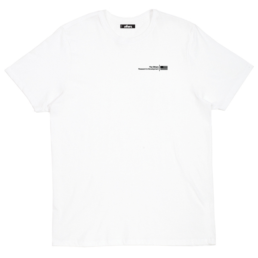 FINAL FRONTIER T-SHIRT [WHITE]