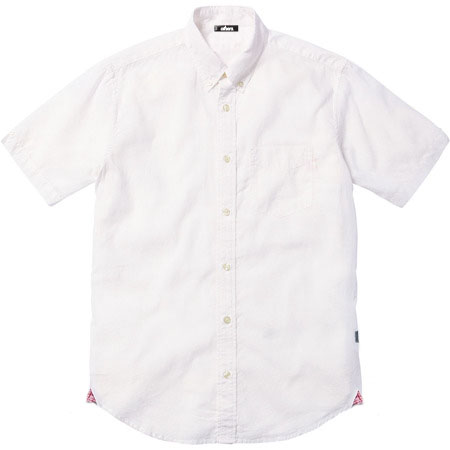 CODE OF CONDUCT S/S SHIRT [WHITE]