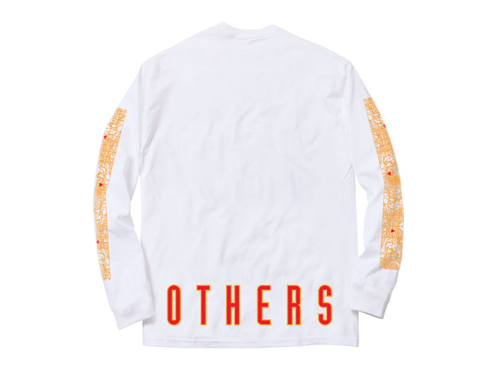KOSOVO L/S SHIRT [WHITE]