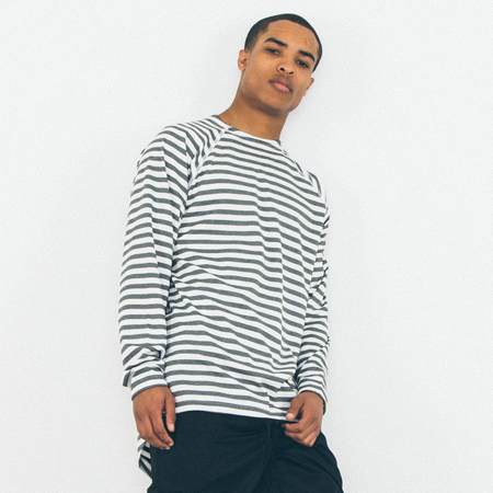 STRIATION L/S SHIRT