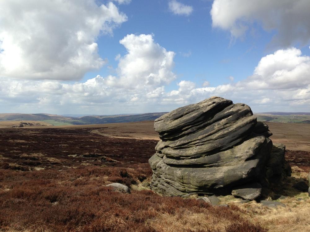 Holder Stones, Calderdale