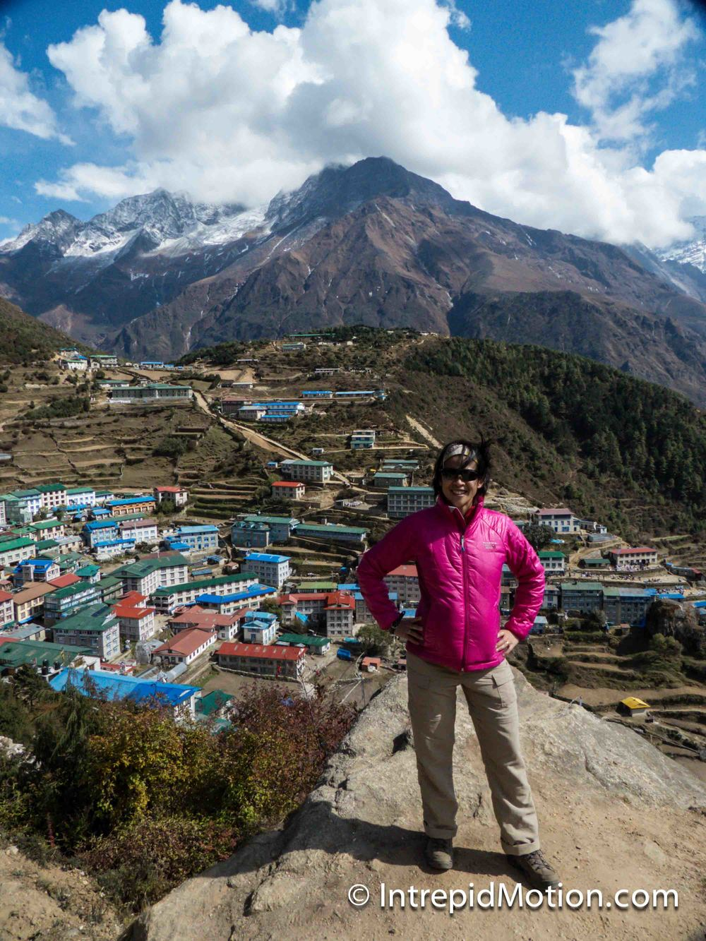 Namche Viewpoint
