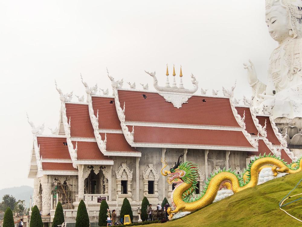 Chiang Rai Wat Pla Kung