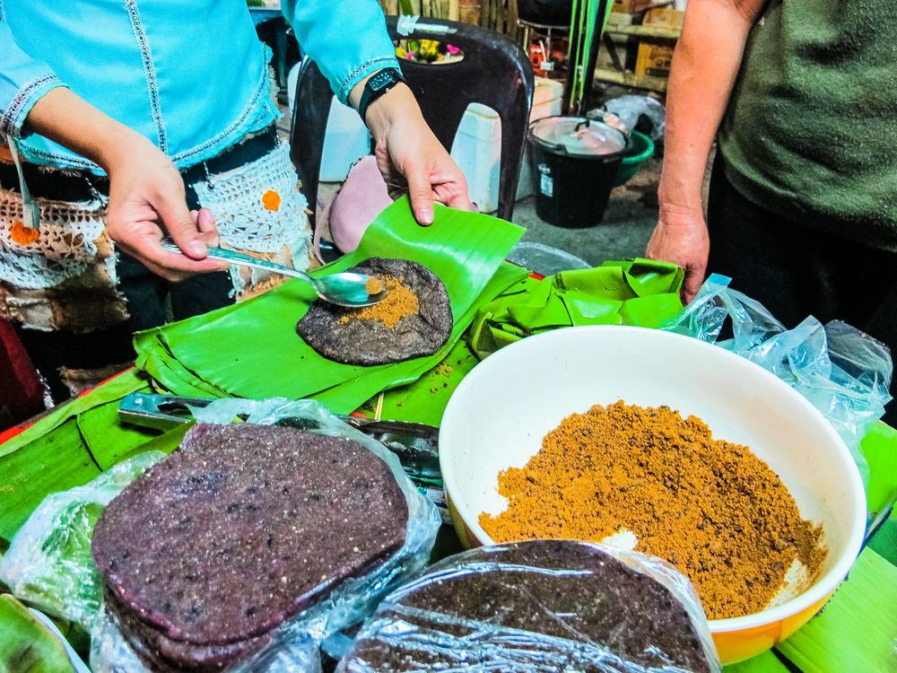 Chiang Rai Black Sticky Rice