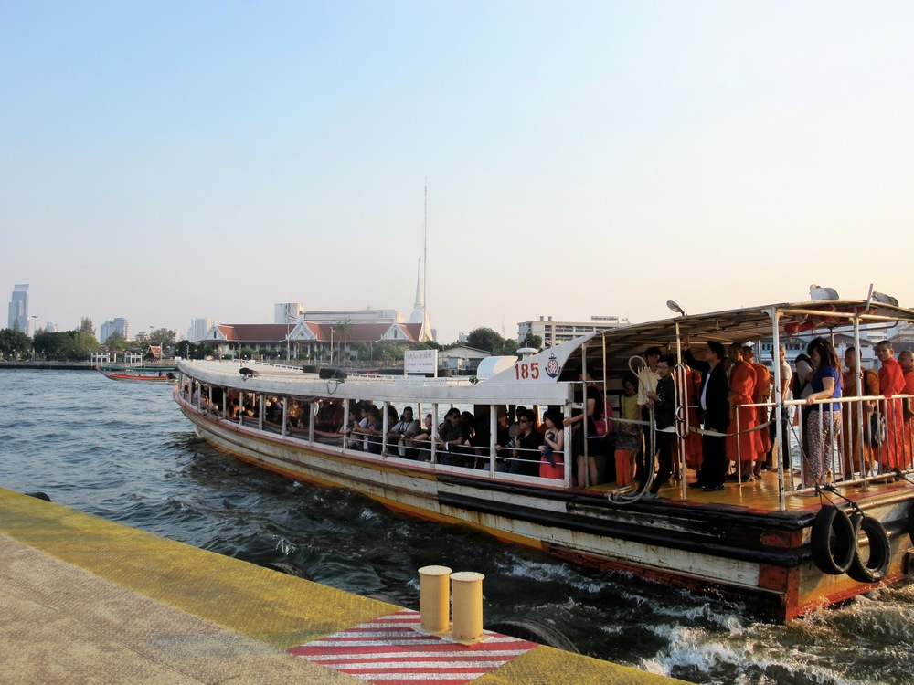 Chao Praya Ferry
