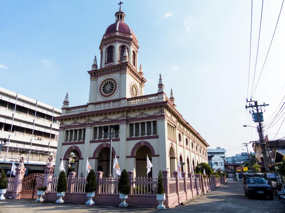 Bangkok Catholic Church