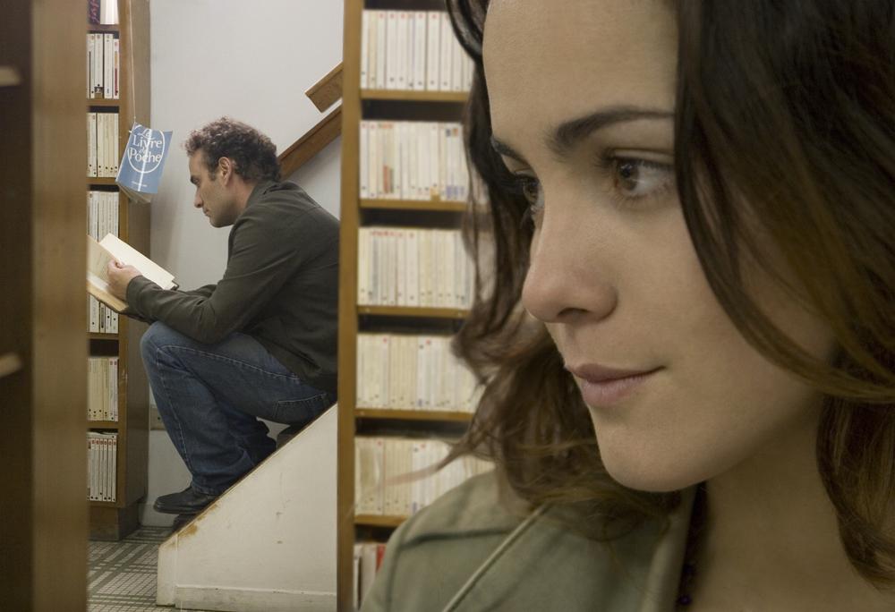 Marco Ricca e Alice Braga