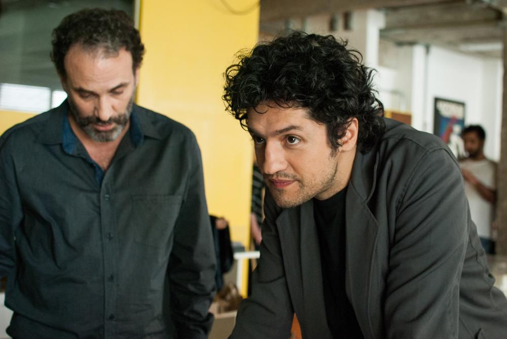 Marco Ricca e Fernando Alves Pinto