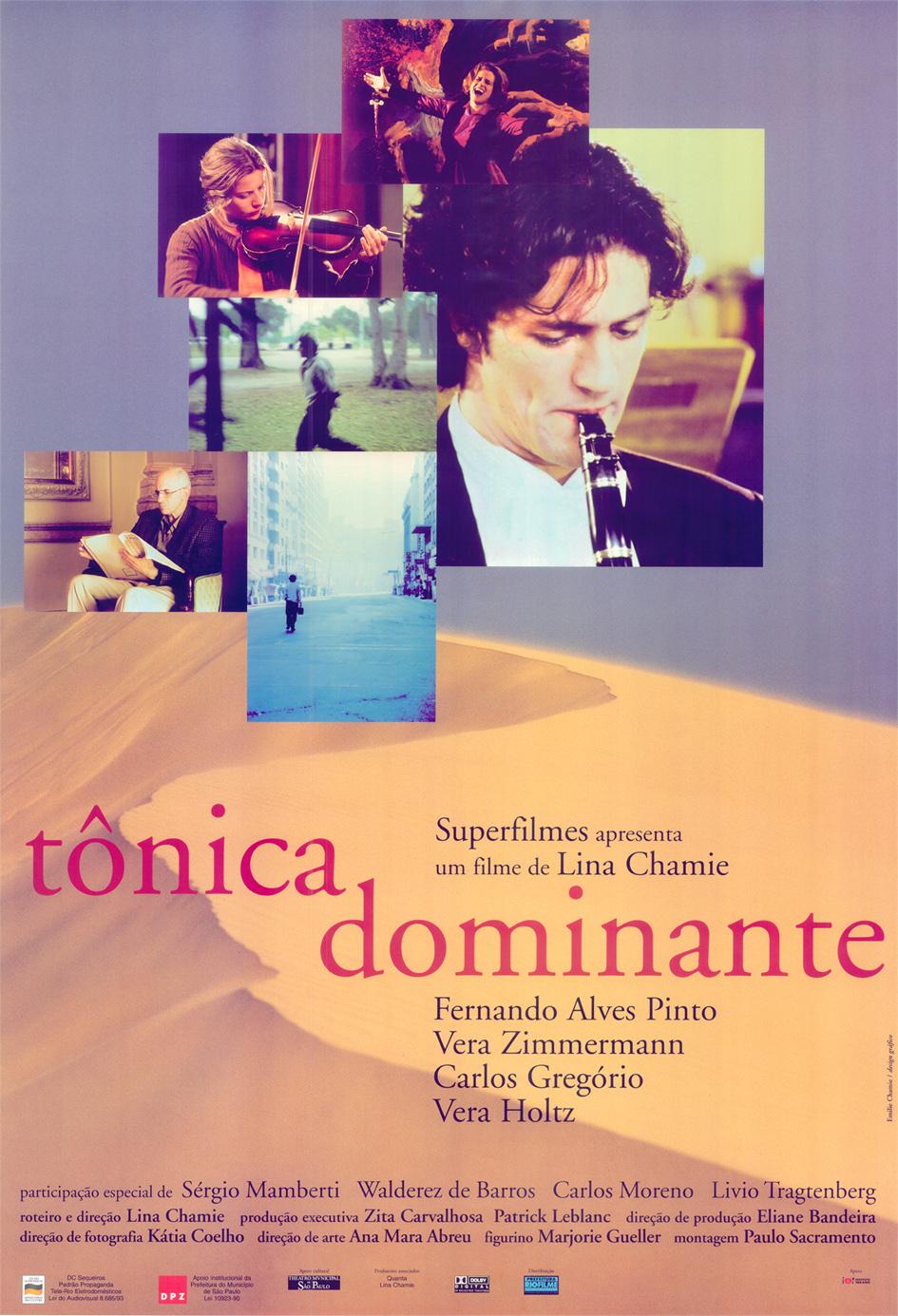 Resultado de imagem para tonica dominante filme