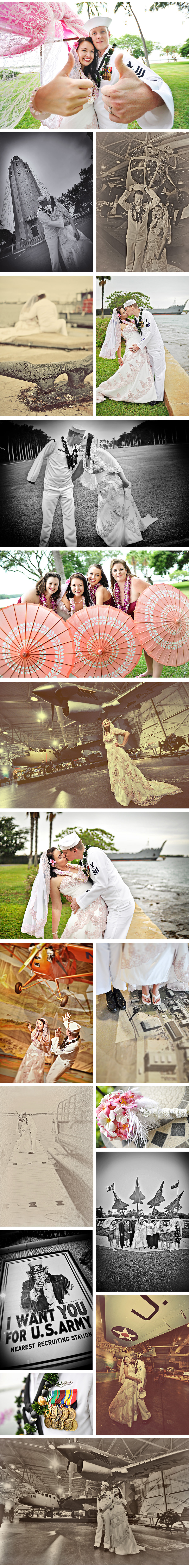 Stephen Ludwig Wedding Photography - Pearl Harbor Wedding - Part 3