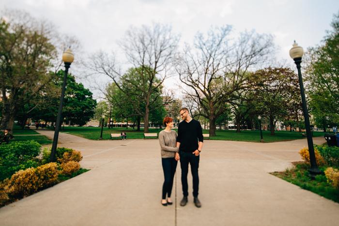 Allan Gardens Engagement Toronto