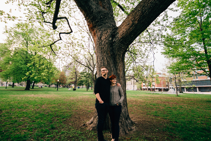 Toronto Wedding Photographer - Cabbagetown Callie + Zak