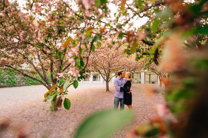 Spring Engagement Toronto Wedding Photographer - isos photography