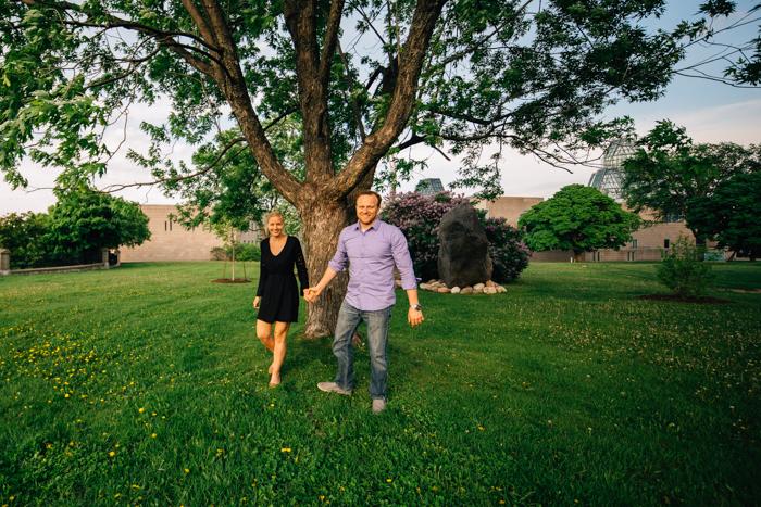 Spring Engagement Ottawa - Toronto wedding photographer - isos photography