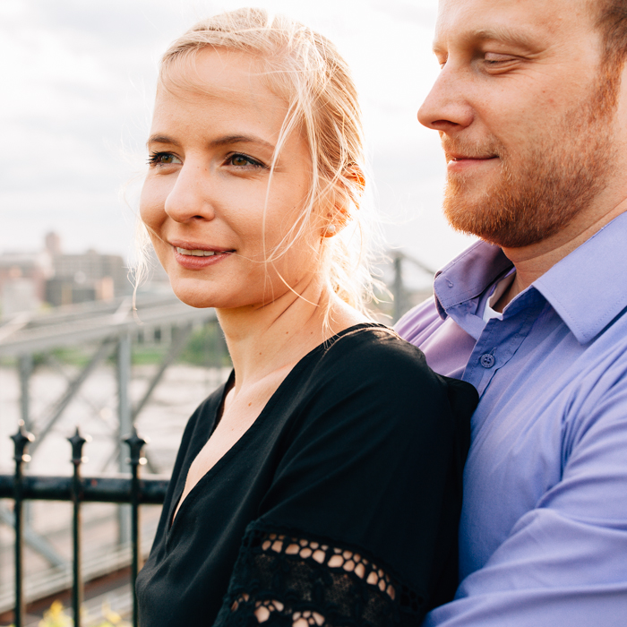 Toronto Wedding Photographers - romantic engagement - isos photography