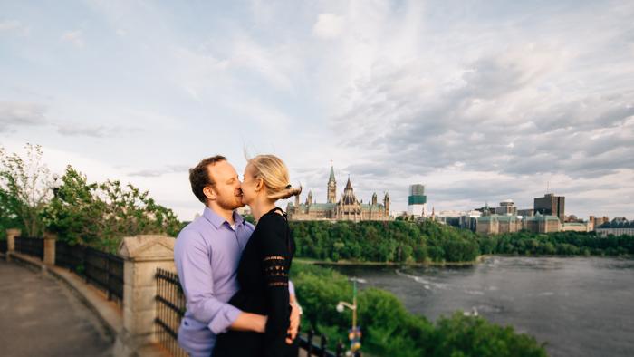 Ottawa urban engagement - isos photography