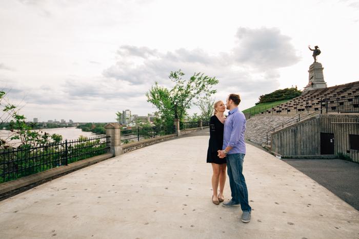 Ottawa National Art Gallery Engagement - isos photography