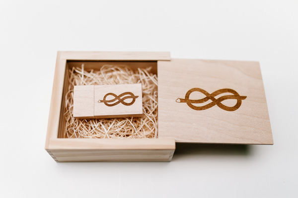 Toronto Wedding Photographer - Branding and Packaging
