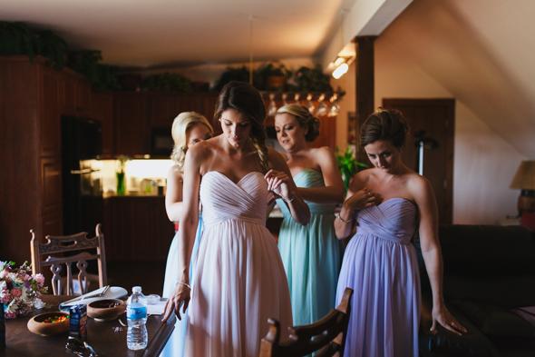 Bridesmaids Portraits - toronto wedding photographer