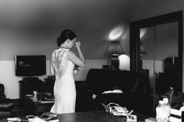 Bride groom first look - isos photography