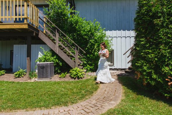 Groom's First Look - isos photography destination weddings