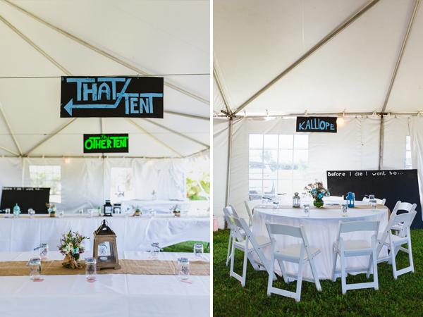 Music Festival Theme Wedding - wedding ideas
