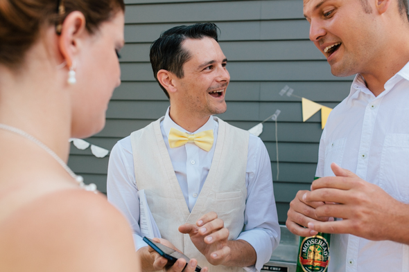 BBQ Party Wedding Photographer - isos photography