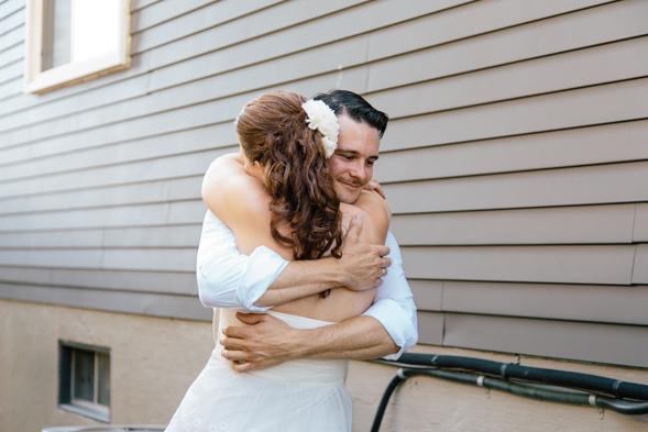 Intimate Wedding Toronto -  isos photography