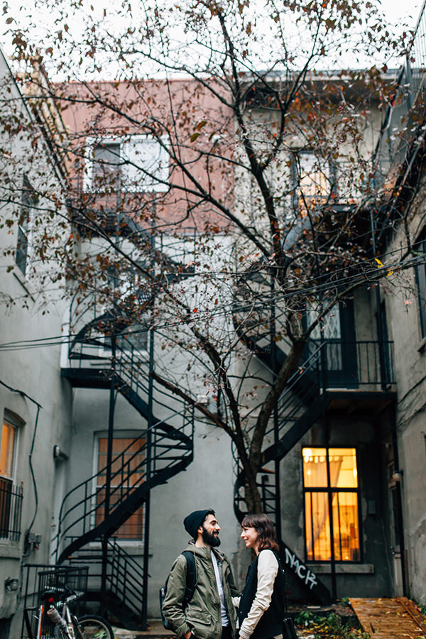 montreal engagement photographer - isos photography