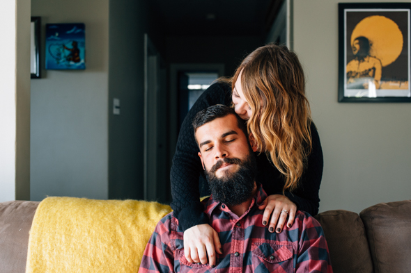 Toronto Engagement Photographer - isos photography