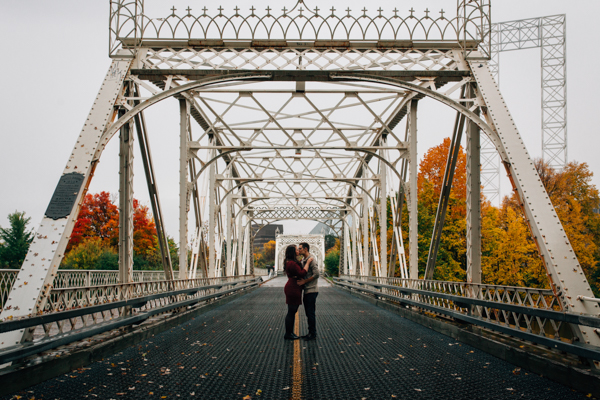 Minto Bridges Ottawa Engagement - isos photography
