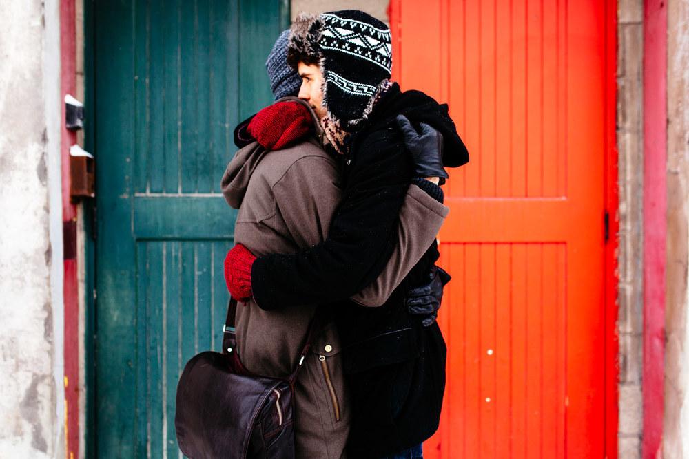 Gay Wedding Photographer Canada LGBT Elopement Montreal