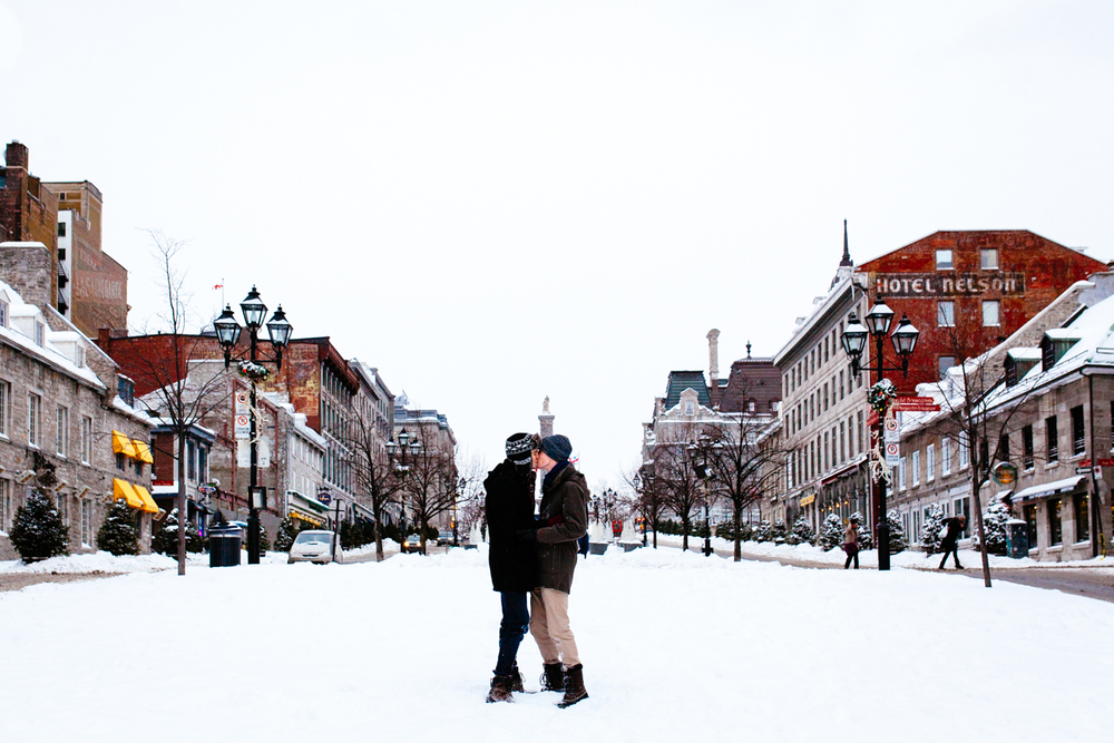 LGBT Engagement Photographer Montreal Canada