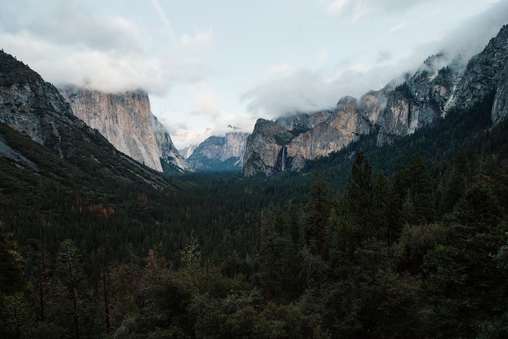 Yosemite National Park by Berlin Wedding Photographer Isos Photography