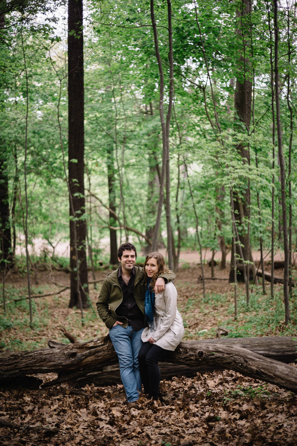 High Park Engagement Photographer Toronto