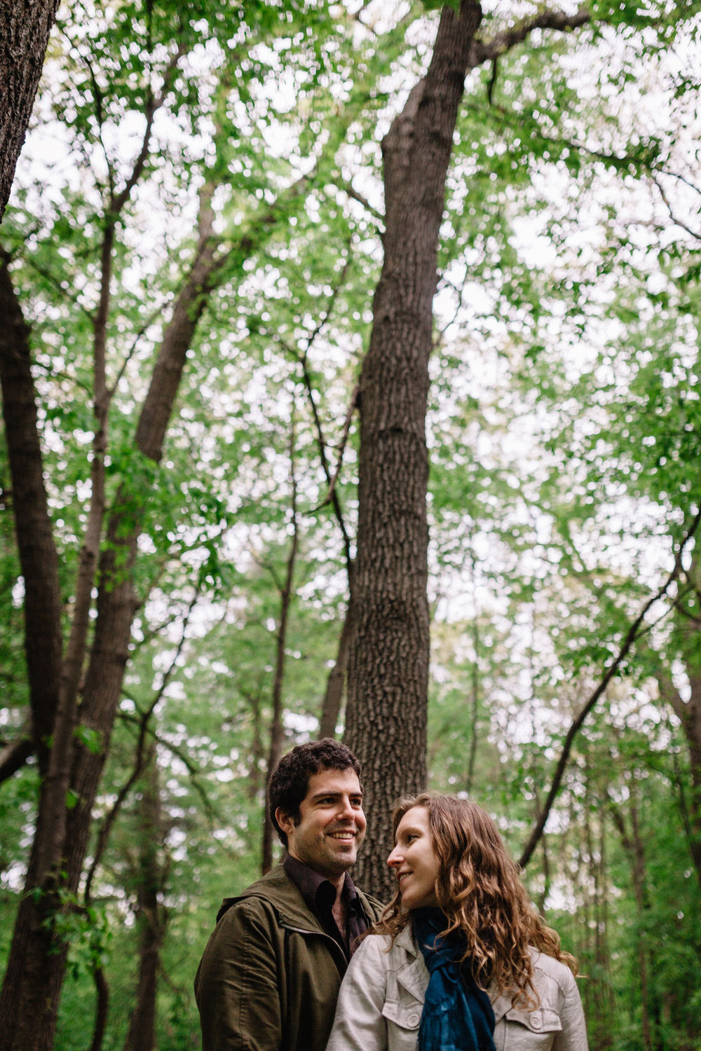 High Park Engagement Photographer